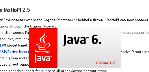 java launch