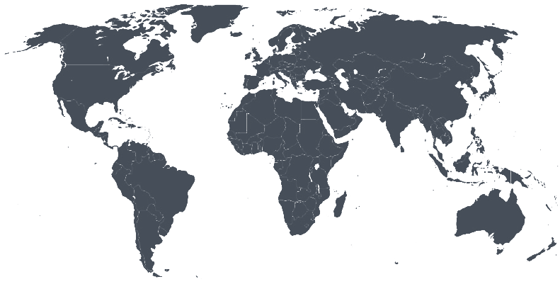 World Map of Motio Partners